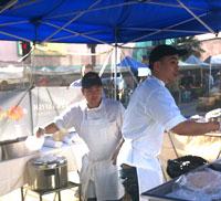 SUGARFISH at Santa Monica Farmers Market