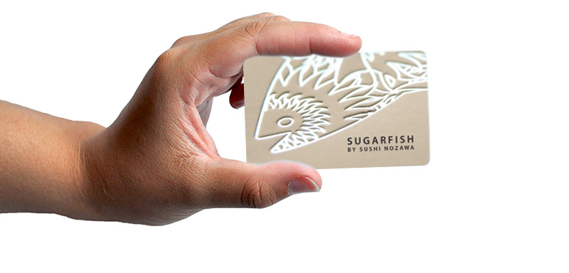gift cards sugarfish