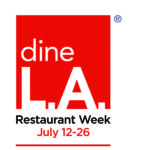 DineLA Restaurant Week Summer Logo