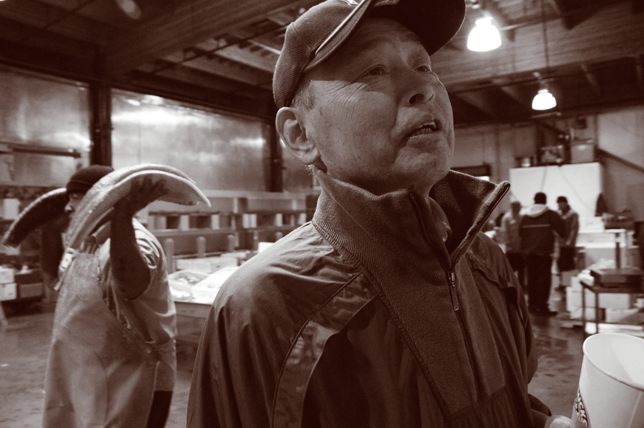 Nozawa at LA Fishmarket