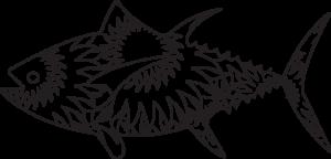 SUGARFISH logo