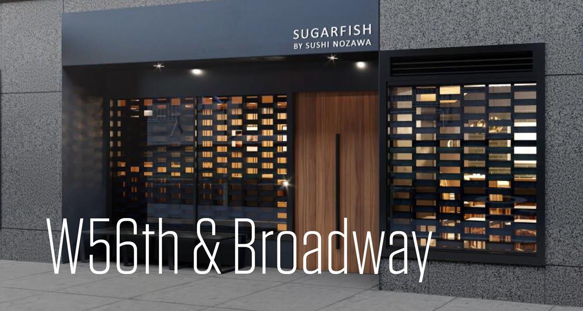 SUGARFISH NY Midtown West Entrance